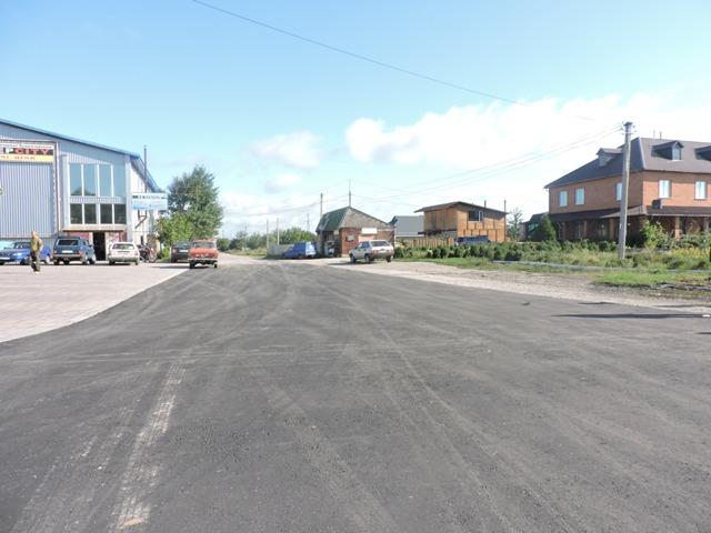 Проведені роботи з відновлення асфальтобетонного покриття вул. Енергетиків (перехрестя з вул. Віктора Голого).