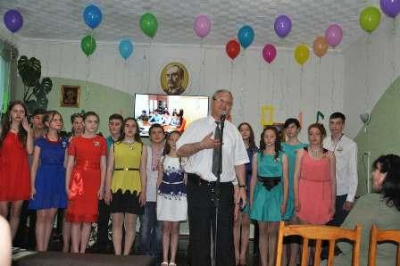 Урочистий випускний вечір в Знам'янській дитячій музичній школі ім. М.В. Лисенка